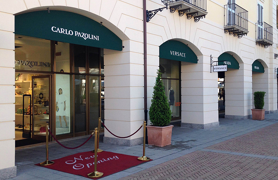 best website 0d031 707b6 nuovi outlet pazolini in italia 02.04.2015