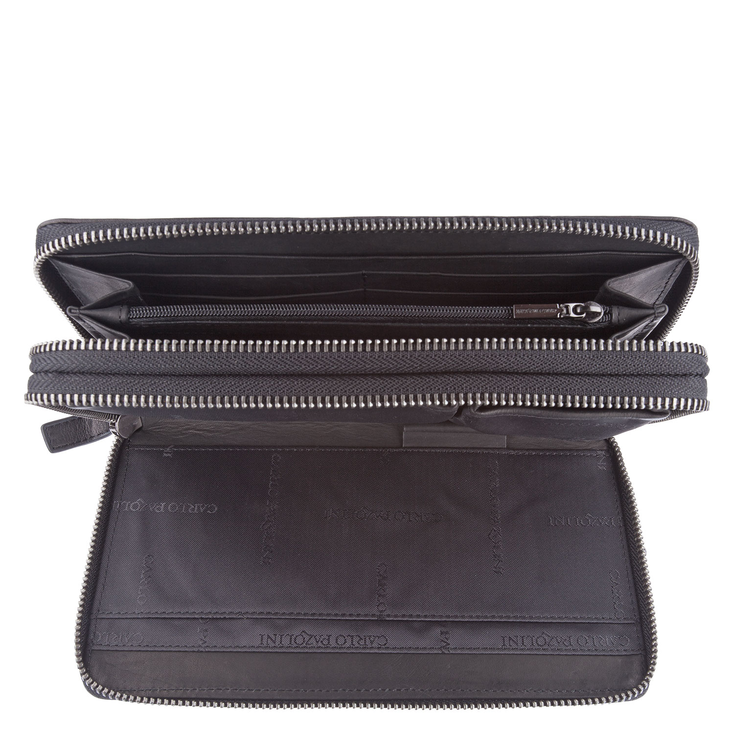 Travel wallet CARLO PAZOLINI BS-N1933-1R3