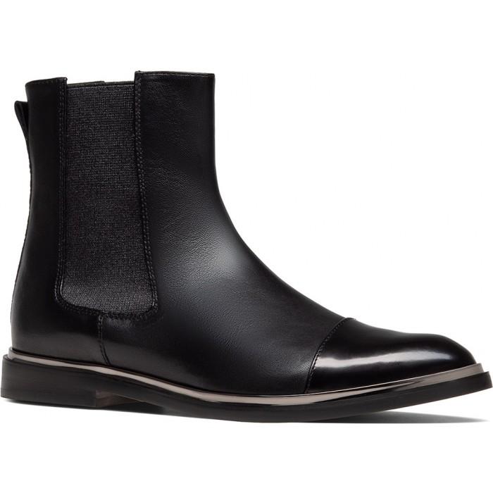 БОТИНКИ ботинки челси кожаные clarkdale gobi