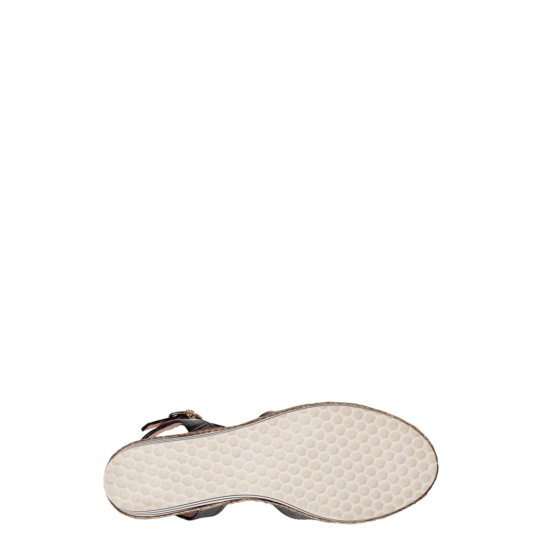 Босоножки из лаковой кожи от Carlo Pazolini