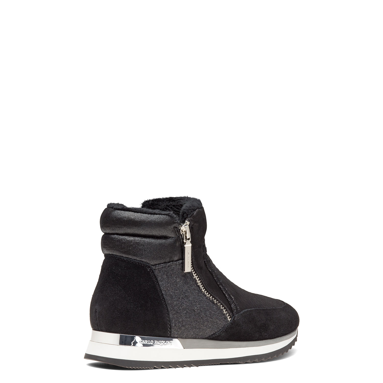 Women's cold weather ankle boots CARLO PAZOLINI JH-END4-1T