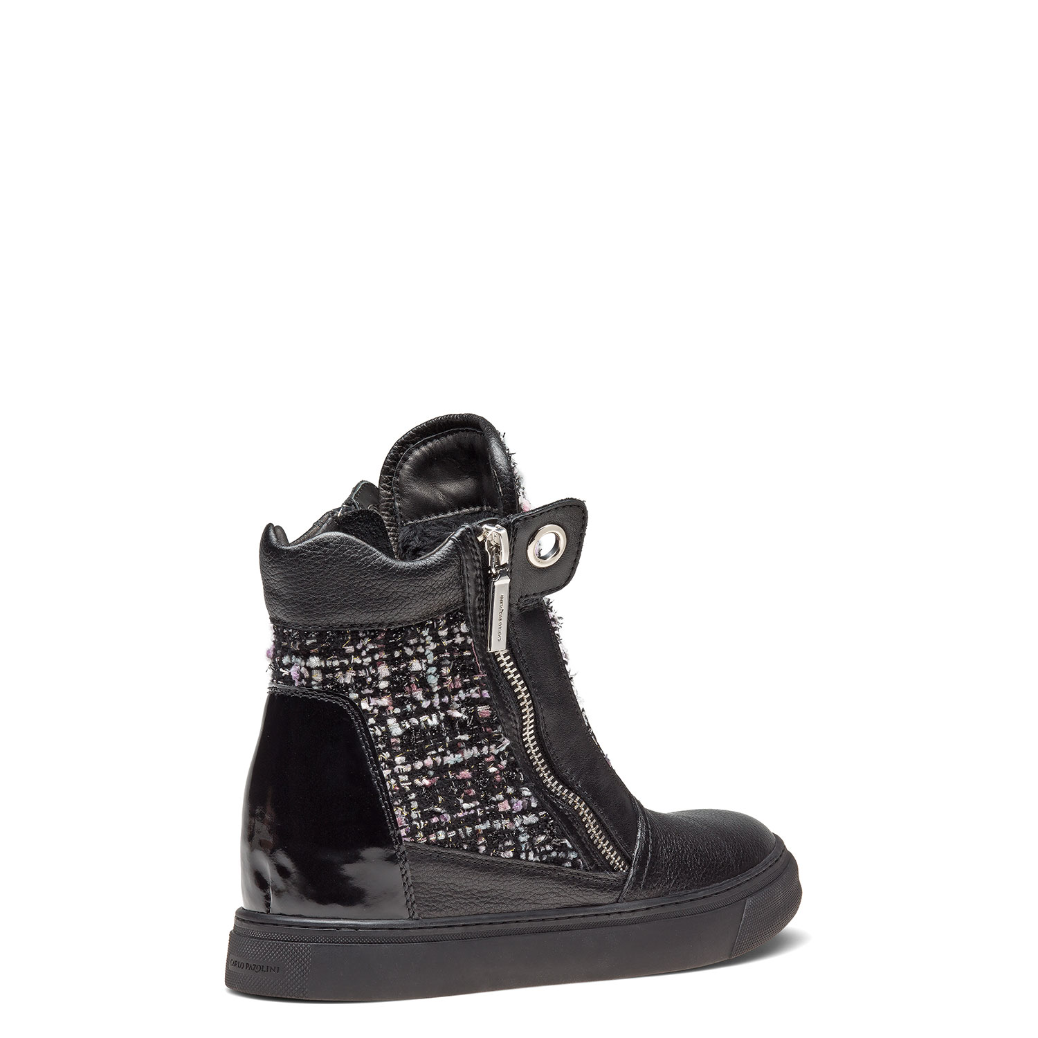 Women's cold weather ankle boots CARLO PAZOLINI JH-ZAF8-20