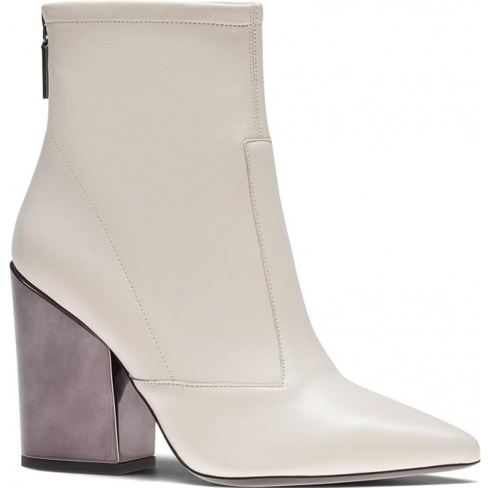 БОТИЛЬОНЫ ankle boots kharisma ботильоны на толстом каблуке
