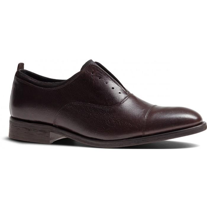 ПОЛУБОТИНКИ мужские оксфорды toe up size46 zapatos hombre creppers