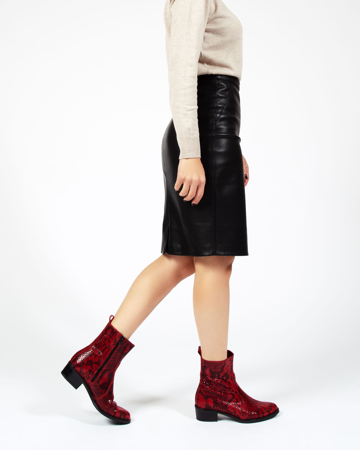 Women's ankle boots PAZOLINI SI-X1418-20SN