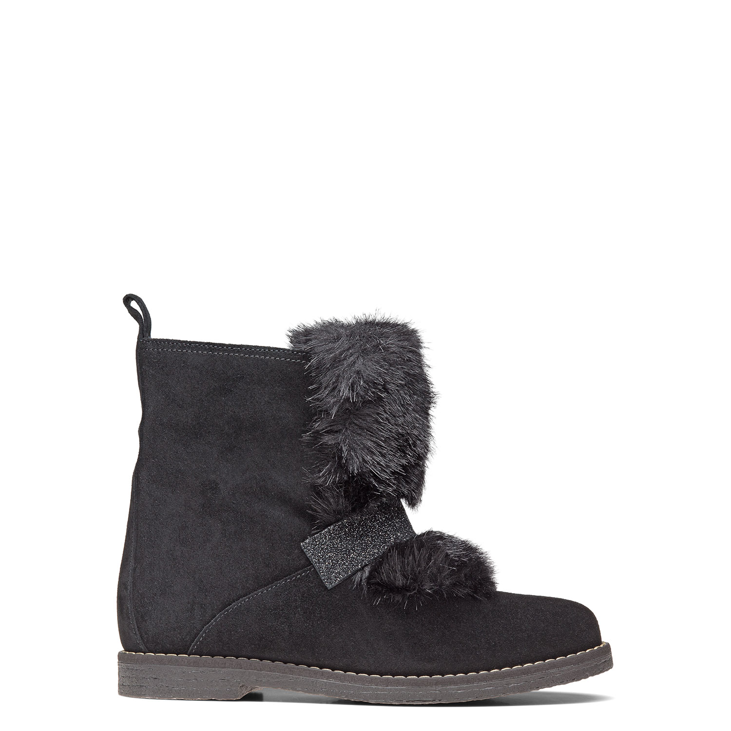Women's cold weather ankle boots PAZOLINI SW-SNW5-1