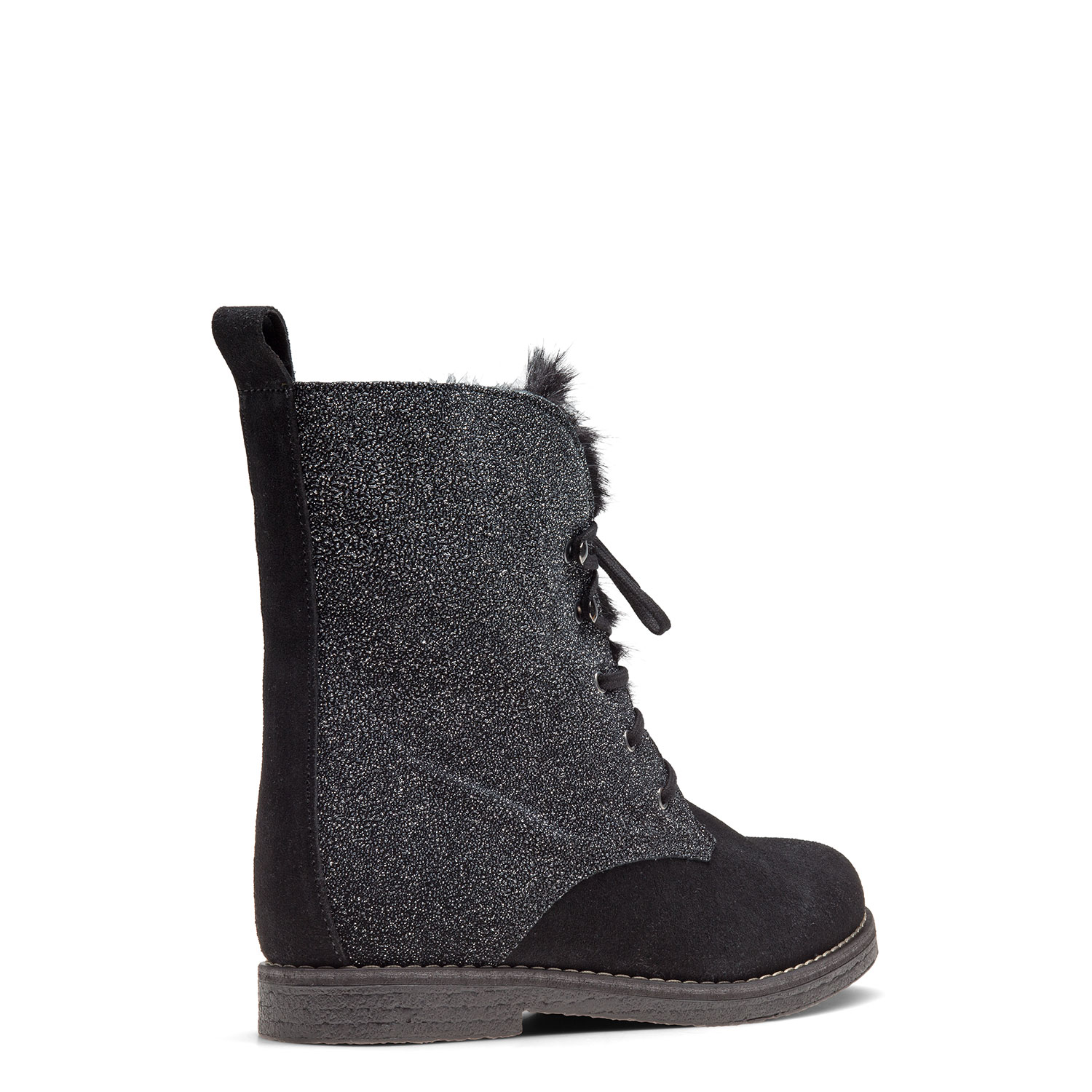 Women's fur-lined ankle boots CARLO PAZOLINI SW-SNW6-1