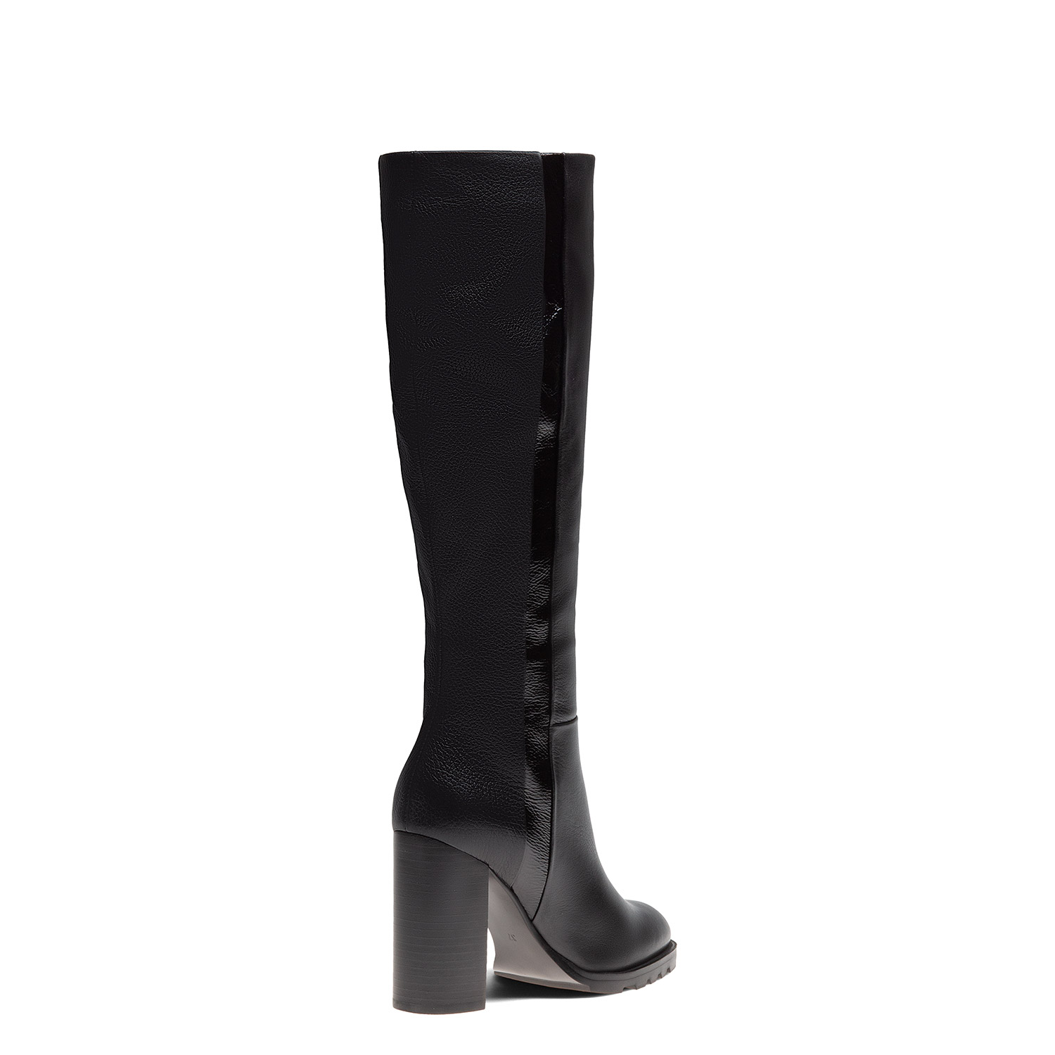 Women's fur-lined mid-calf boots PAZOLINI TV-DEU1-1